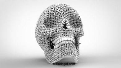 lord skulls dizingof 3dizingofcom for-home-3d-printers