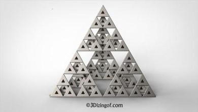 sierpinski triangles math art 3dizingofcom math-art sierpinski triangles - math art dizingof eye boggling 3d sierpinski triangles plural  mystical pyramid power your desktop