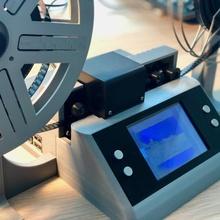 8mm película escáner artilugio electrónica frambuesa pi fusión 360 frambuesa pi cámara
