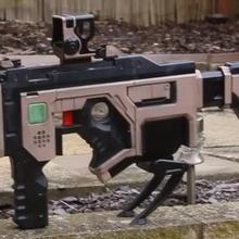 borderlands pistolet jambes goujat soutenir réplique fabricant borderlands œuvres solides