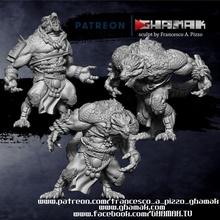 greater dragonborn team tabletop dungeons fantasy game miniatures war warhammer blood miniature hammer wargame dnd team footbal lizardmen wh bolw bloodbolw