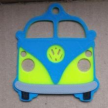 vw camper división pantalla llavero llavero vw Volkswagen vwcamper caravana coches alemanes