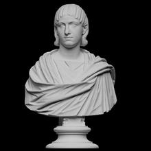 fracasso julia mamaea Varredura fracasso fêmea retrato escultura mulher imperador feminino british museum julia mamaea severus alexander