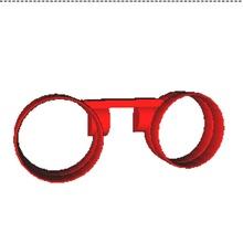 Mars Gözlük gelecek Gözlük kırmızı Mars Aydınlatılmış günlük stevejobshasnothingonmejkweloveyousteve youngbrokeandinfamous