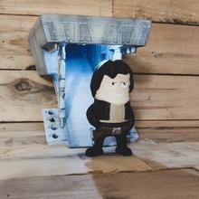 diorama mini mec figurine inclus