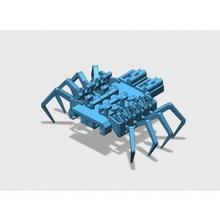 8 legged spider robot gadgets & electronics arduino diy halloween nano robot spider animation bot cyborg crab animatronic 8 bluetooth crawling crawler hackaday halloween props leggs geekcreit hackadayio