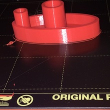 tim's toy boat basic boat simple toy 3dprinting postma tim  canadian-designed tim's toy-boat re-surfaced-recent-archive