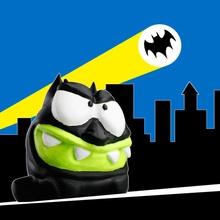 batomnom fan Kunst app bat batman komisch Spiel grün videogame darkknight dccomics om cuttherope onmom nom