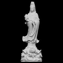 guanyin scansione antico Cinese mitico scantheworldchina