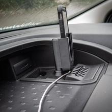 iPhone Wiege Opel vivaro 2014 2019 Gadgets Elektronik Halter Unterstützung iPhone montieren opel Stand van Wiege Opel vivaro