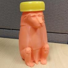 animali sarcofago decorazione scimmia bottiglia cap cappello giardino bottiglia scimmia