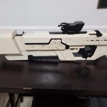 khan rifle concept marvels exiles props & cosplay marvel prop cosplay rifle khan kamala