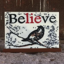 -silhouette crow halloween silhouette religion meshmixer prusa hope tinkercad asllexicon todd olsen faith  star labs 3d belief colorized colorized silhouette stalabs3d silhouette crow silhouette