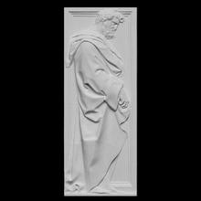 caché homme prophète analyse homme séries barbe Florence soulagement cap prophète artec Duomo openglam artec eva smk open old man Bandinelli santa maria del fiore