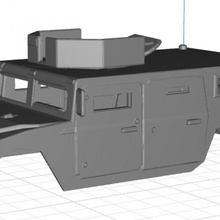 vatmac body car printable 3d car printable body hobby shell radio rc slot scalextric control tamiya miniz 1-10 1-32 1-18 1-24 vatmac