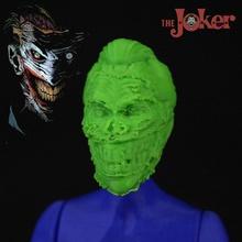 joker heykelcik klip kafa sanat hayranı eylem batman şekil oyun film oyuncak erkek mafsallı arkhamnight articulatedproject