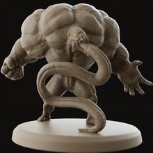 marvel spiderman venom miniature 3d creature marvel monster statue superhero spiderman avengers miniature 3dprint disney mars venom resin sony tabletop idol 32mm elegoo villan