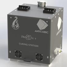 acrílico curación estación resina huellas dactilares resina estación anycubic fotón curación fotones