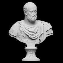 buste cosimo 39 médecins 1519 1574 analyse buste tête portrait règle sculpture bronze Florence famille artec cosimo openglam artec eva smk open de'medici masterpeice