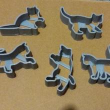 gato Galleta cortador paquete gato Galleta cortador