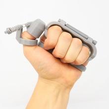 Exoskelett Daumen Requisiten Cosplay Android Rüstung Batman Geschenk Ring Roboter Soldat Superheld Schwert Kriegshammer Ringe Messer Ironman mech Gladiator Schwerter Faust Knöchel Handschuhe Handschuh randalieren