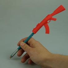 pencil pen cap weapon - je suis charlie & garden cap pencil weapon ak 47 je suis charlie
