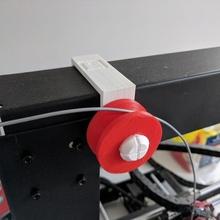 fillament guide wanhao duplicator i3 duplicator filament guide maker i3 v2 wanhao monoprice select