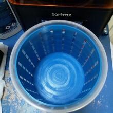 resina huellas dactilares desagüe cesta cilindro cesta Sla dlp zortrax desagüe anycubic fotón barra oblicua congelado epax limpieza herramienta