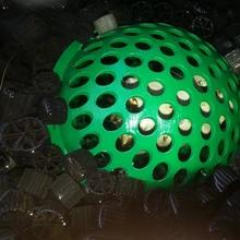 50mm Filter Ball Ball Fisch Rohr Filter pvc Koppler Teich passend