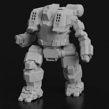hbk 4sp bossu Battletech amusement Jeu miniatures modèle robot terrain jouet jeux guerre wargaming miniature jeux société mech jeu plateau table jeu guerre mechwarrior 28mm table jeu Battletech mwo