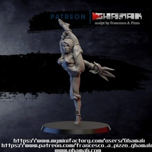 femmina monaco tavolo draghi dungeon fantasia femmina umano signora monaco rpg sexy ballerino dnd spogliarellista