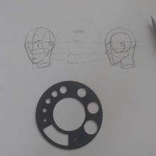 Vorlagen Kreise zeichnen Kunst zeichnen Zeichnung Kunst Werkzeuge zeichnen Teller