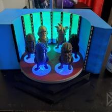 étoile randonnée transporteur diorama mini figures jouets Jeux mini étoile randonnée diorama dsk001