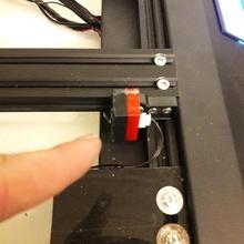 copymaster plano cambiar interruptor cubierta carcasa funda 3d impresora potenciar copymaster