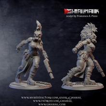 escher banda assassino tavolo 40k gioco capo sci fi guerra warhammer miniatura necromunda martello assassino gioco guerra 40000 banda