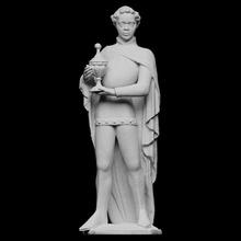 estatua Baltasar escanear Navidad escultura madera natividad cazar carpintería reyes magos limitado 3kings huntmuseum Baltasar Reyes Magos 3wisemen pleitos Reyes