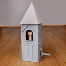 poudlard tour amusement tour jouet harry Dumbledore ratière poudlard Harry Potter carrousel Voldemort