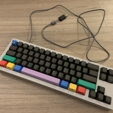 Keebio Schrott tragische Kraft pcb mechanisch Tastatur Fall Mantel