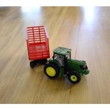 1 64 scala fieno carro macchina azienda agricola giocare trattore carro 1 64 fieno giocattoli fattoria