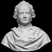 buste tour Francis mahony 39 fr 39 analyse buste portrait sculpture Masculin irlandais plâtre Francis openglam artec eva father prout tour