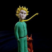 petit Príncipe v2 juguetes juegos niños figura figurilla zorro niño historia cuento Príncipe niño saint exupery petit conte