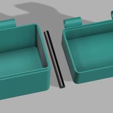 einfach klappbar Box Box Container klappbar