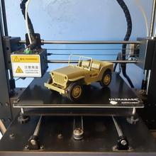 jeep willis 3d stampato 1 20 scala giocattoli Giochi macchine jeep