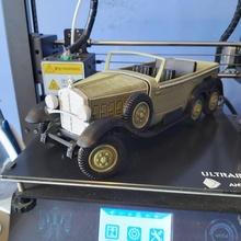 mercedes benz w31 genere g4 modello 1 20 scala giocattoli Giochi macchine mercedes
