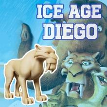 Diego buz yaş karikatür model kaplan karakter karikatür karakter Diego buz yaş Farytale