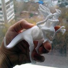 Rita Raptor Hediyeler dolandırıcı buz Dinozor kız heykel komik Raptor rekabetçi