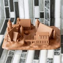 Rivendell architecture ville elfe fantaisie maison anneaux miniature Seigneur tolkien lotr Seigneur Anneaux diorama elfes village ville miniworld miniworld3d Rivendell
