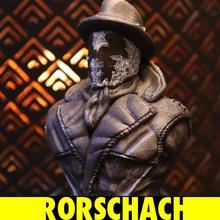 rorschach watchmen support free free bust fun marvel support comic dc comics watchmen comedian rorschach doctormanhatten