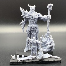dragon born pose 3 tabletop creature dragon dungeons fantasy figurine gaming mini monster rpg miniature tabletop