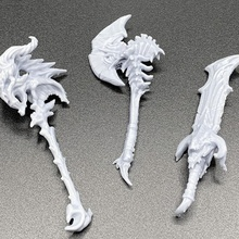 fantasy weapon pack 1 tabletop axe fantasy mini rpg sword painting miniature weapons mace tabletop 2handed